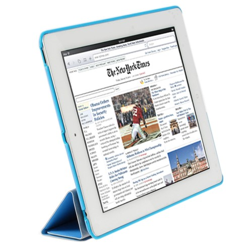 HornetTek Smart iPad 2 Cover Blue (AD3-001-BL)